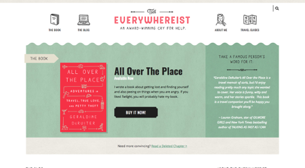 19 of the Best Personal Websites to Inspire Your Own