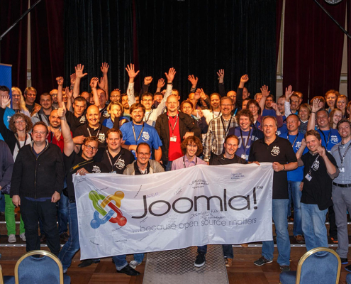 Five Reasons To Choose Joomla