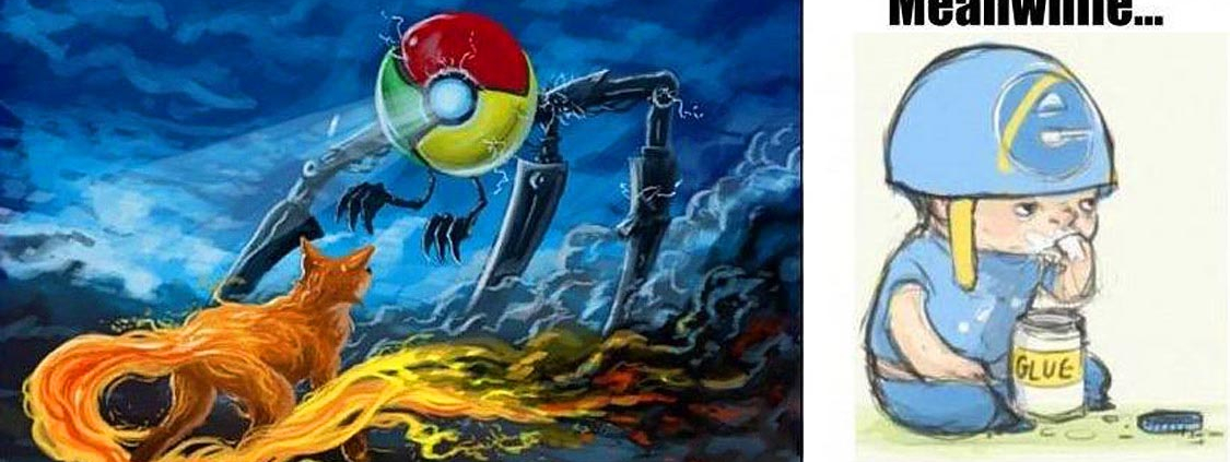 Why Do So Many Geeks Hate Internet Explorer?