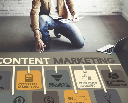 How Does Web Design Impact Content Marketing?