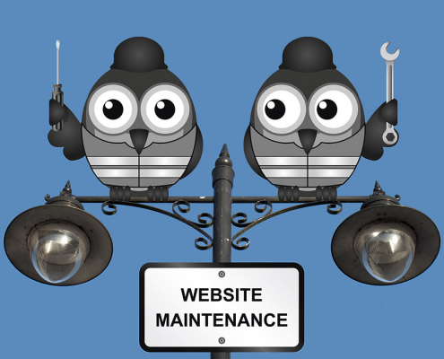 Tips for Website Maintenance